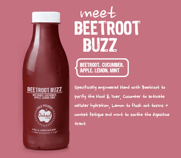 Beetroot Buzz
